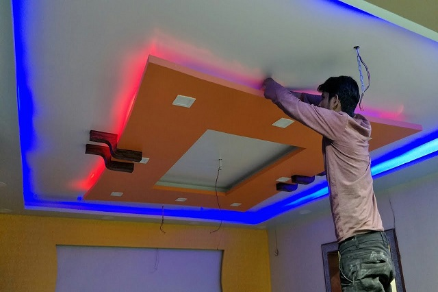 Pop and False Ceiling Contractor